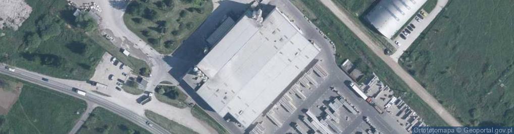 Zdjęcie satelitarne Wrocławska 15