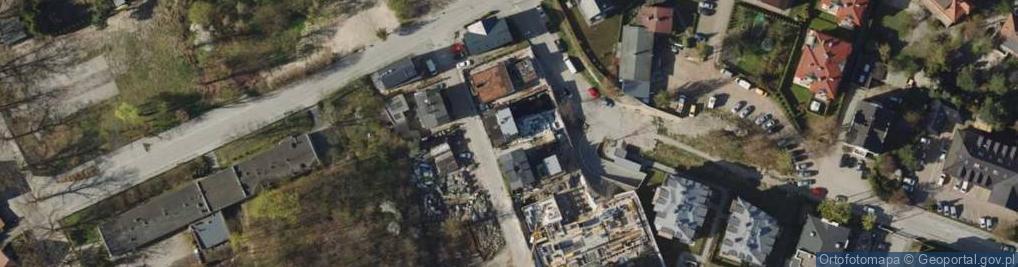 Zdjęcie satelitarne Wronia 6