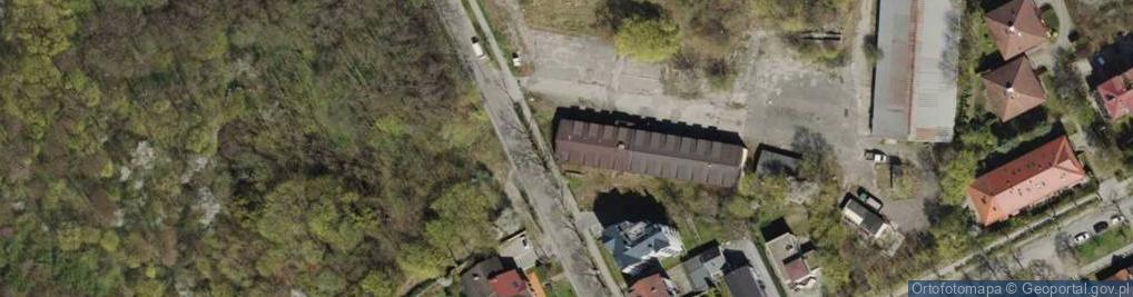 Zdjęcie satelitarne Wrocławska 93