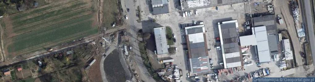 Zdjęcie satelitarne Wspólna 9