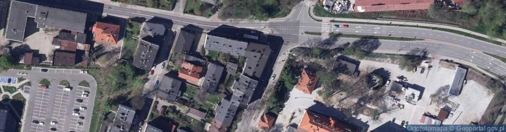 Zdjęcie satelitarne Wyzwolenia 33