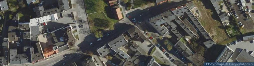 Zdjęcie satelitarne Wyszyńskiego Stefana, ks. kard. 10