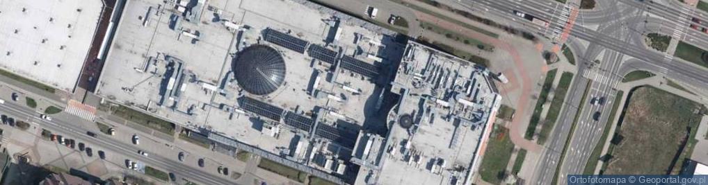 Zdjęcie satelitarne Wyszogrodzka 144