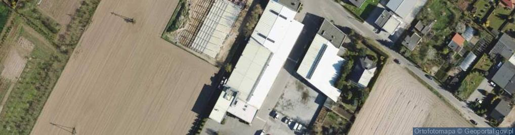 Zdjęcie satelitarne Wybieg 8