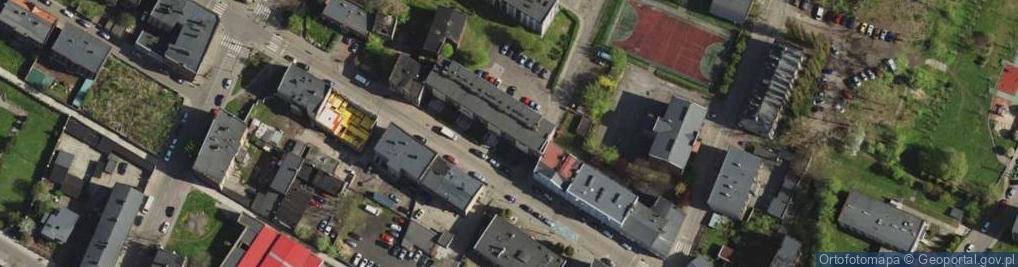 Zdjęcie satelitarne Wyzwolenia 35