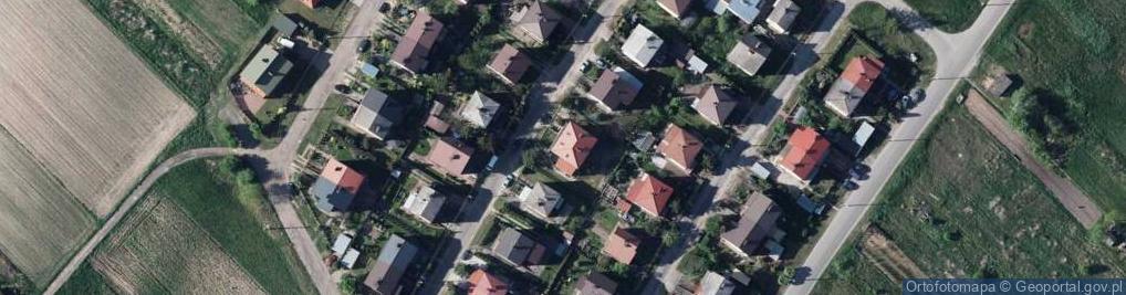 Zdjęcie satelitarne Zawiszy Czarnego 12