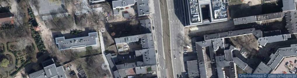Zdjęcie satelitarne Zachodnia 59