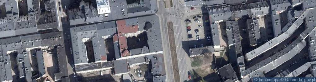 Zdjęcie satelitarne Zachodnia 97