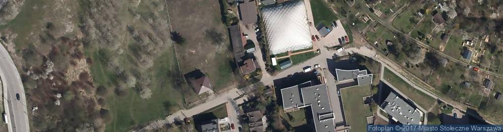 Zdjęcie satelitarne Zadumana ul.