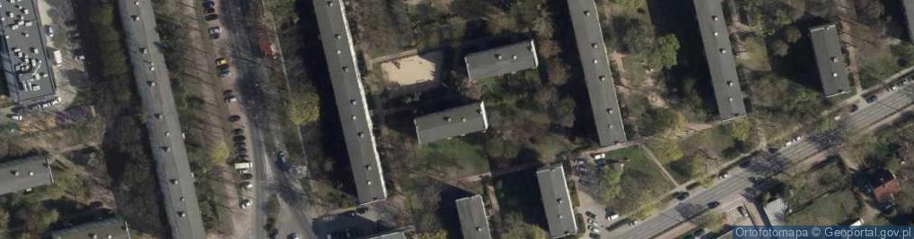 Zdjęcie satelitarne Zagłoby Jana Onufrego 15