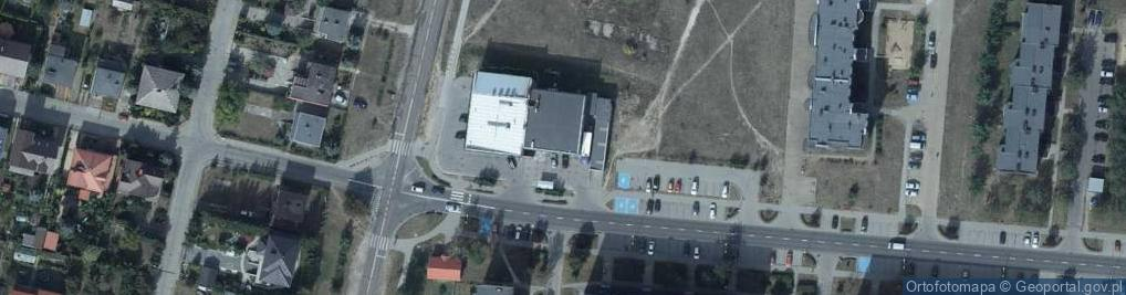Zdjęcie satelitarne Żeromskiego Stefana 1