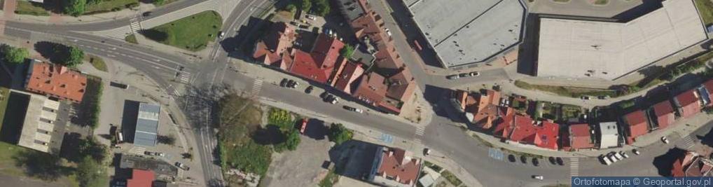 Zdjęcie satelitarne Zgorzelecka 34
