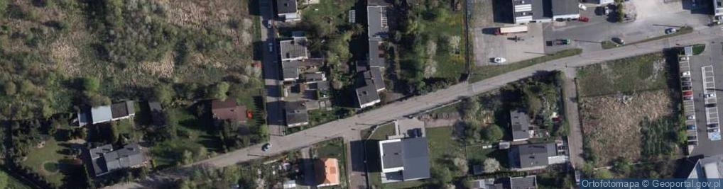 Zdjęcie satelitarne Ziemska 20