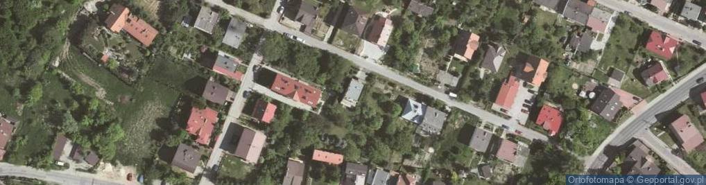 Zdjęcie satelitarne Zielona 12