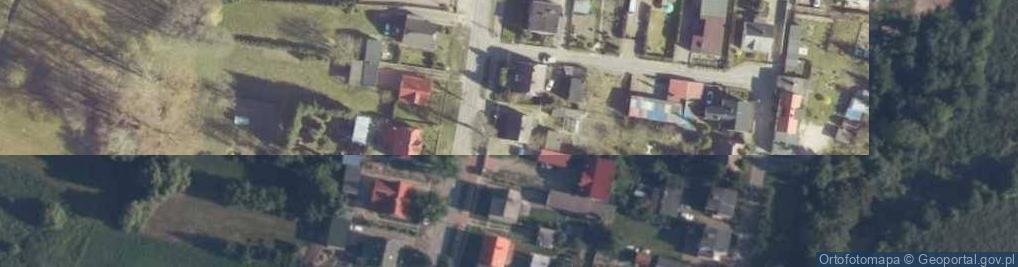 Zdjęcie satelitarne Złotowska ul.