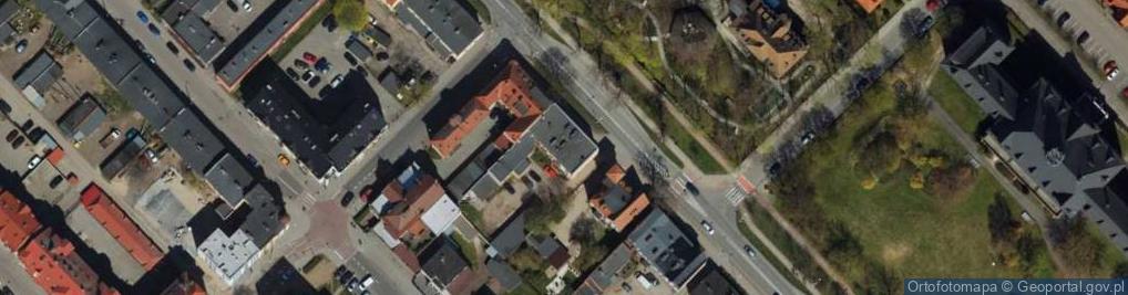 Zdjęcie satelitarne Zwycięstwa 33
