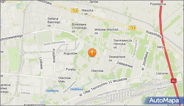 Nową drogą z Opoczna do Końskich Łódź - Targeo