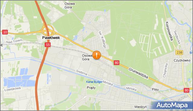 Otwarcie A1 Włocławek – Kowal wiosną 2014. Bydgoszcz - Targeo