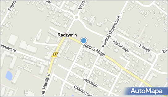 Varsovia, Radzymin, Traugutta Romualda  1