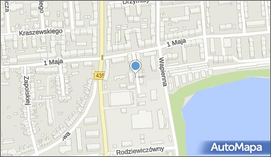 II Urząd Skarbowy, 45-358 Opole, Cementowa 6  - Administracja skarbowa