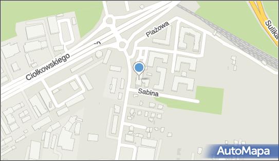 II Urząd Skarbowy, Białystok, Plażowa 17  - Administracja skarbowa