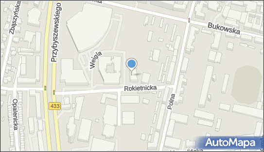 Dom Studencki ASPIRYNKA, Poznań, Rokietnicka 6