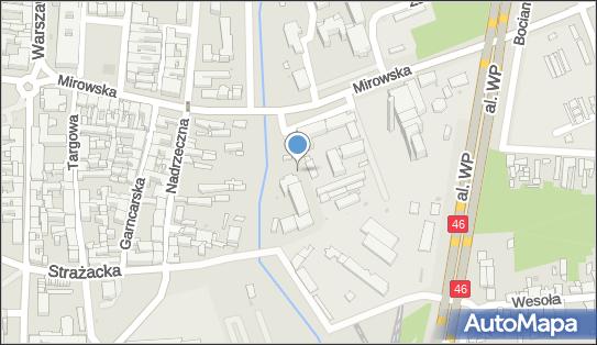 Areszt Śledczy, Częstochowa, Mirowska 22  - Areszt śledczy, zakład karny