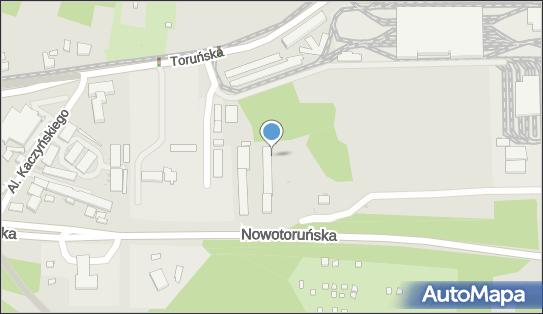OZ, Bydgoszcz, ul. Toruńska 276  - Areszt śledczy, zakład karny