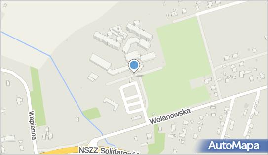 ZK, 26-600 Radom, Wolanowska 120  - Areszt śledczy, zakład karny