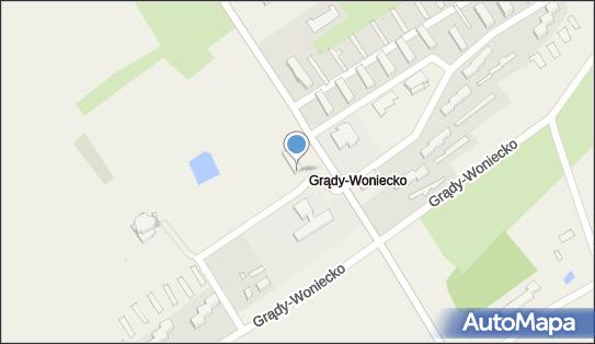 ZK, 18-312 Grądy-Woniecko, Grądy-Woniecko 34  - Areszt śledczy, zakład karny