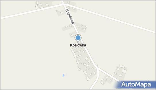 Pałac Zamoyskich w Kozłówce, Kozłówka