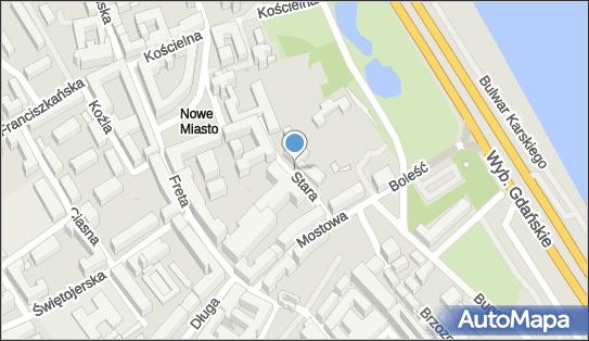 Ulica Stara, Warszawa, ul. Stara
