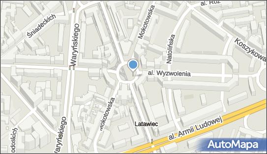 Plac Zbawiciela, 00-573 Warszawa, pl. Zbawiciela  - Atrakcja turystyczna
