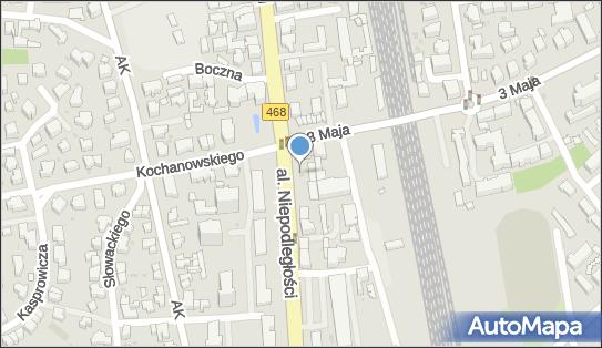 Foxana Sp. z o.o. Przedsiębiorstwo Handlowo-Usługowe,  Sopot - Autoczęści - Sklep