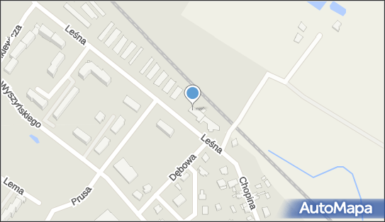 Auto Centrum. Kulesza W., Morąg, Leśna 25