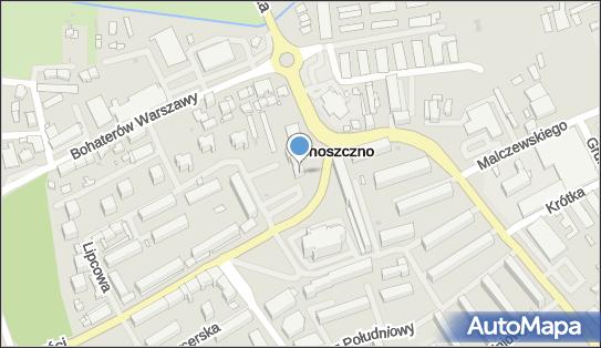 GBS Choszczno, Choszczno, Rynek 6