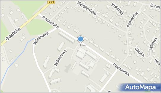 Basen, Kętrzyn, ul. Poznańska 21