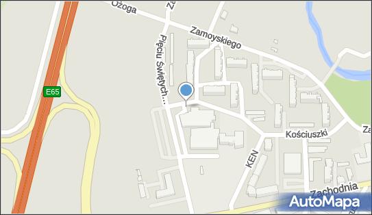 pływalnia miejska Kasztelanka, 66-300 Międzyrzecz - Basen