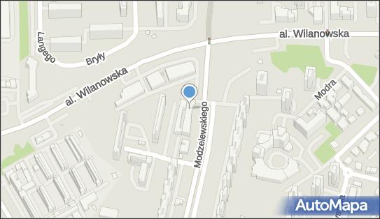 Biedronka, Warszawa, Zygmunta Modzelewskiego 27