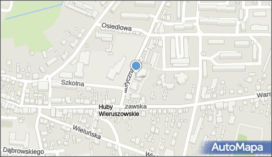 Biedronka, Wieruszów, Fabryczna 2