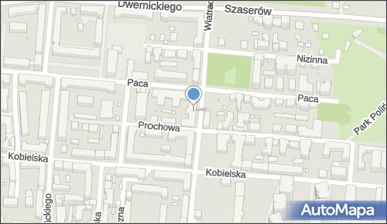 Biedronka, Warszawa, Wiatraczna 15