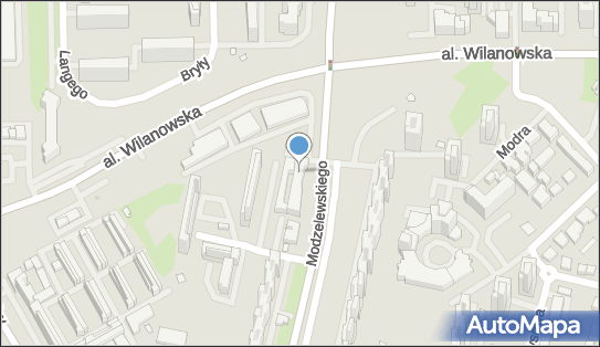 Biedronka,  Warszawa, ul. Zygmunta Modzelewskiego 27  - Biedronka - Supermarket