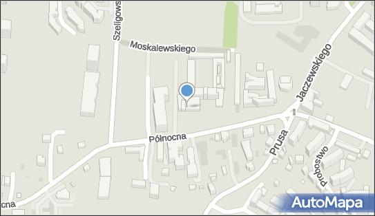 Biuro paszportowe, Lublin, Północna 3