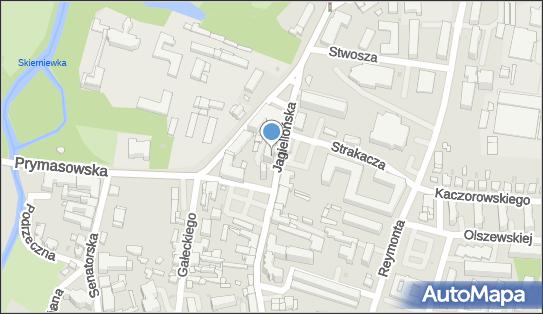 Terenowy Punkt Paszportowy, Skierniewice, Jagiellońska 29  - Biuro paszportowe