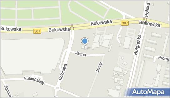 Fabryka Mebli BODZIO, Poznań, Jasna 6