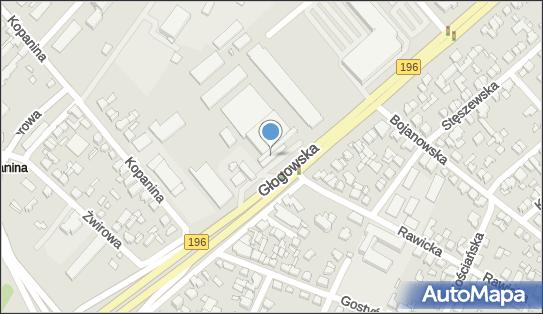 Salon Płytek CERMAG,  Poznań, Głogowska 248  - Budowlany - Sklep, Hurtownia