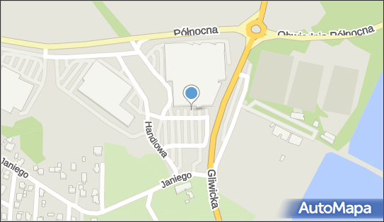 Carrefour, Rybnik, Gliwicka 45