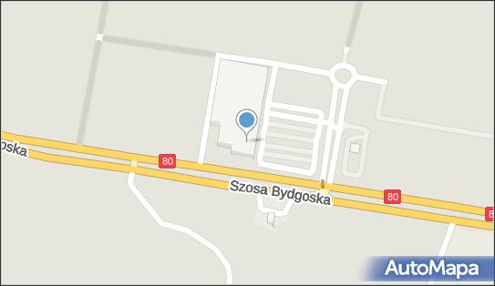 Castorama, Toruń, Szosa Bydgoska 102A