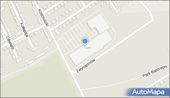 BRICO DEPOD Castorama, Stargard Szczeciński - Centrum handlowe