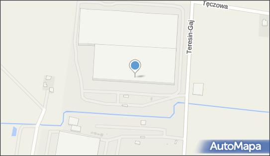 Centrum dystrybucji TESCO 1, Teresin, ul. Gaj 11